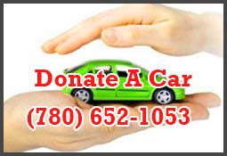 Car Donation Options Edmonton