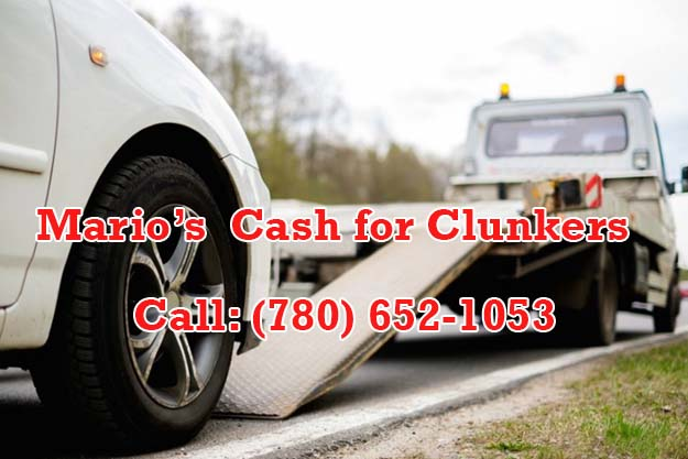 Cash For Clunkers Stony Plain