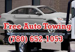 Free Towing Service Edmonton