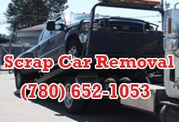 Scrap car removal service